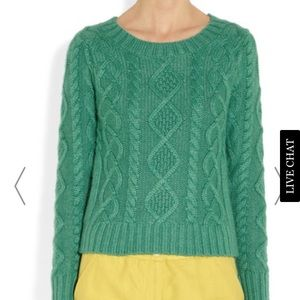 #N.W.O.T# Cable knit sweater